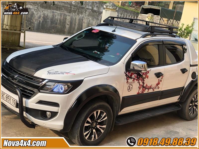 Nên mua baga mui dành cho xe bán tải Colorado Triton Hilux BT50 Ford Ranger Navara Dmax ở nơi nào
