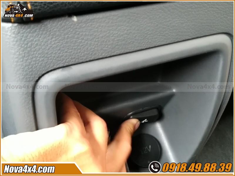 Nên độ ghế chỉnh điện cho xe bán tải hay không?