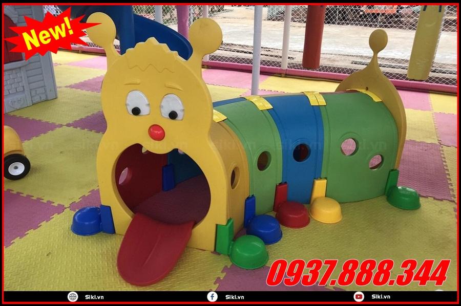 Nơi cung cấp đồ chơi hầm chui mầm non chất lượng tại Sài Gòn
