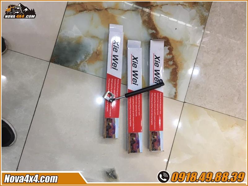 Tiện ích của ty hãm cốp Xe bán tải khi mua tại gara Nova4x4