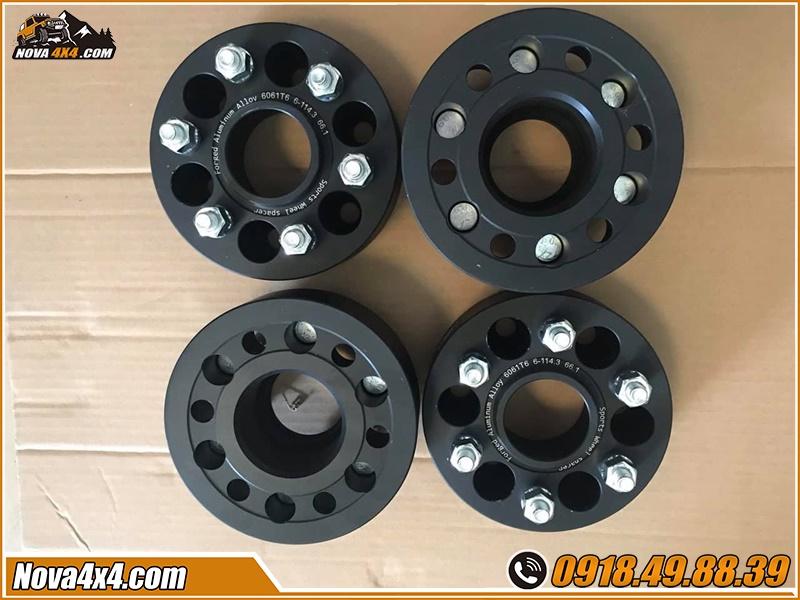 Chuyên cung cấp các trang thiết bị Độ Wheel Spacers Xe bán tải giá cực ưu đãi